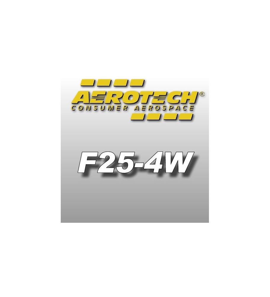 F25-4W - Aerotech Single Use Rocket Motor 29 mm