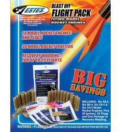 Blast-Off Flight Pack - Estes