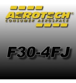 F30-4FJ - Aerotech Single Use Rocket Motor 24 mm