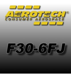 F30-6FJ - Aerotech Single Use Rocket Motor 24 mm