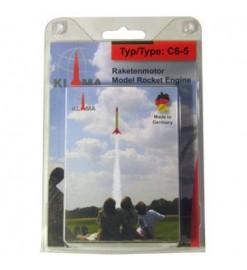 Klima rocket motors C6-5