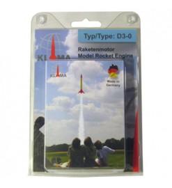 Klima rocket motors D3-0