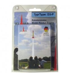Klima rocket motors D3-P