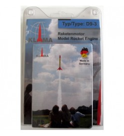 Klima rocket motors D9-3