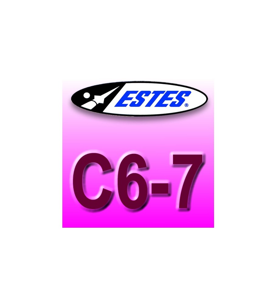 Estes rocket motors c6 7 for Autokraft motors las vegas