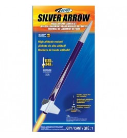 Starter Set Silver Arrow - Estes