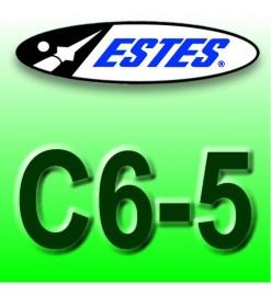 Estes rocket motors C6-5