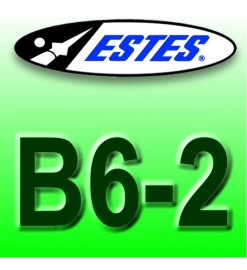 Motori Estes B6-2