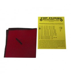"FCP-9""x9"" - Flameproof protection Top Flight"