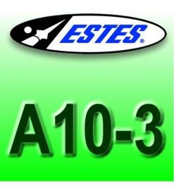Motori Estes A10-3T