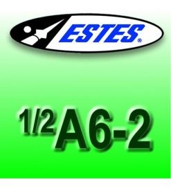 Motori Estes 1/2 A6-2