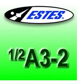 Motori Estes 1/2A3-2T