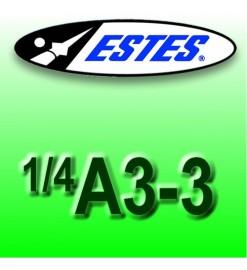 Motori Estes 1/4A3-3T