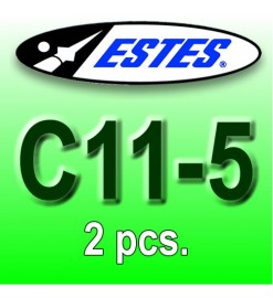 Estes rocket motors C11-5 (2 pcs.)