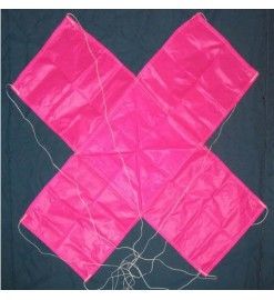 XTPAR-80 - Cross shaped Parachute Top Flight
