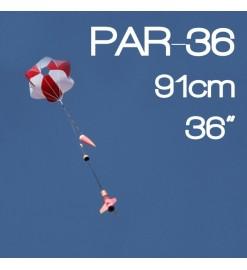 Paracadute PAR-36 - Public Missiles Ltd.