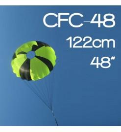 Paracadute CFC-48 (122 cm) - Fruity Chutes