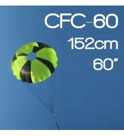 Parachute CFC-60 (150 cm) - Fruity Chutes