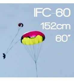 Paracadute IFC-60 (150 cm) - Fruity Chutes