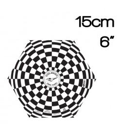 """Paracadute in plastica Estes 15 cm (6"""")"""