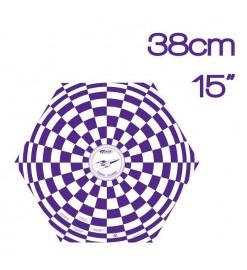 "Plastic parachute Estes 38 cm (15"")"