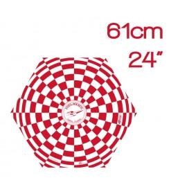 "Plastic parachute Estes 61 cm (24"")"