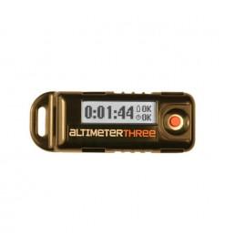 AltimeterThree electronic altimeter