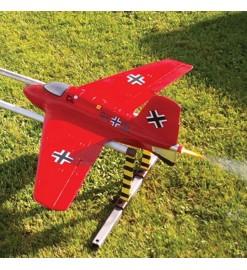 RC Scale Rocket Glider Me-163 Komet