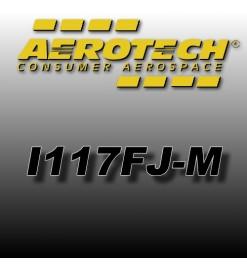 I117FJ-M - Ricarica 54 mm Aerotech