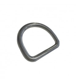 D-ring inox welded