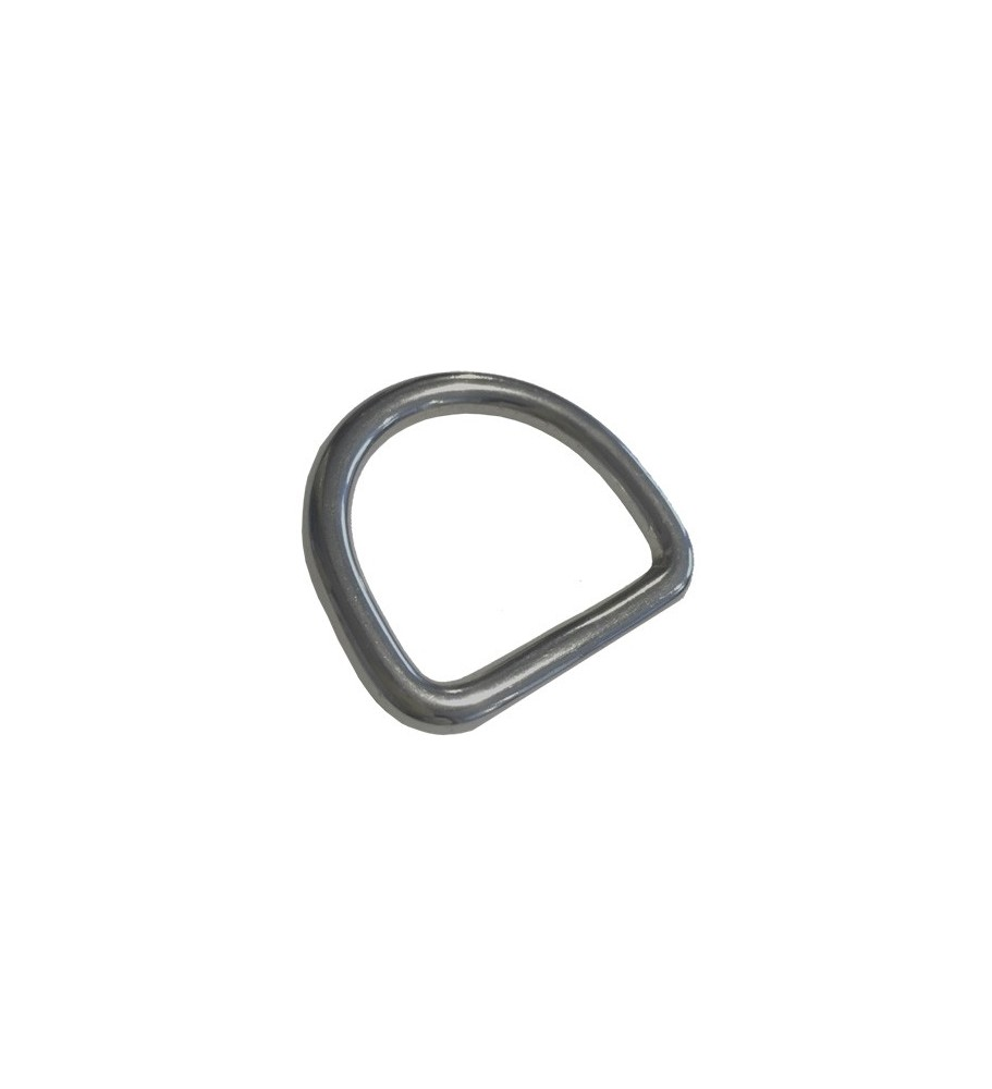 Stainless steel D-Ring