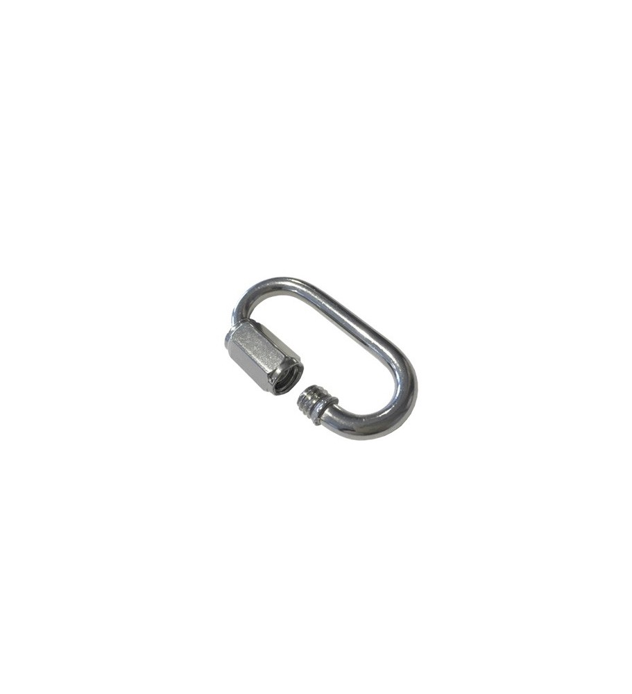 Stainless steel quick-link