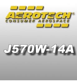 J570W-14A - Ricarica 38 mm Aerotech