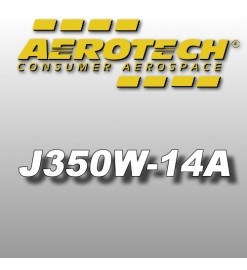 J350W-14A - Ricarica 38 mm Aerotech
