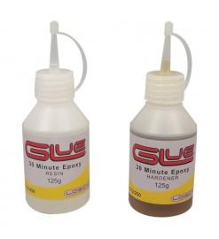Epoxy 30 min. Logic Glue