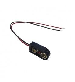 9 volt battery strap