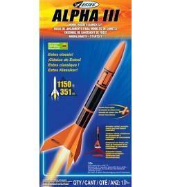 Starter Set Alpha III - Estes