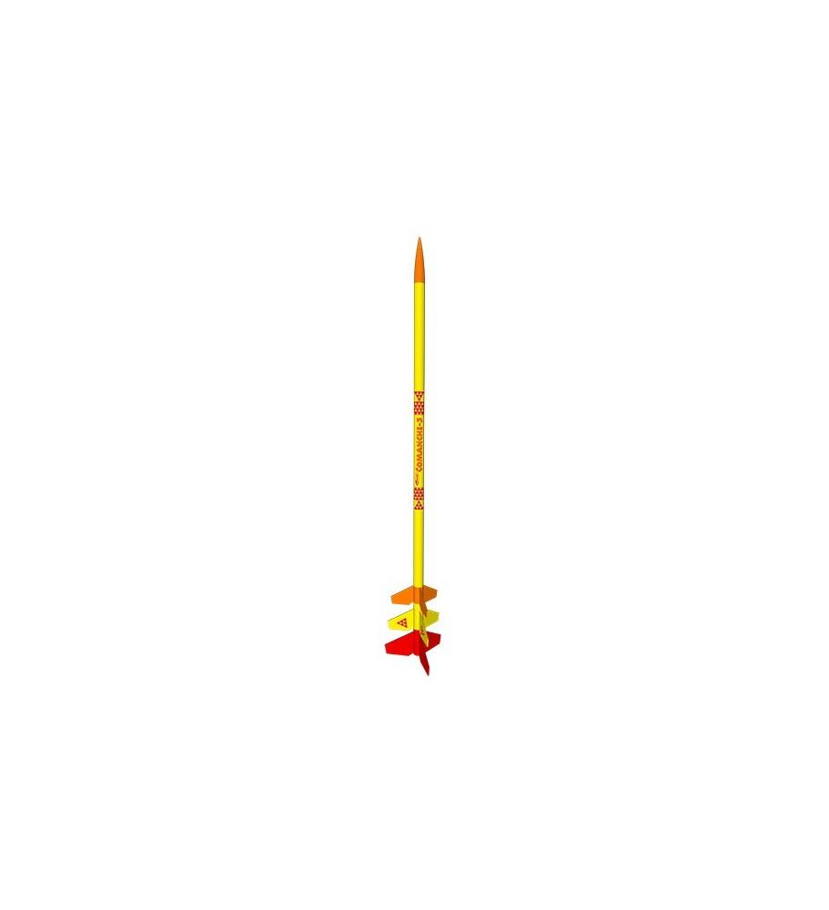 Rocket kit Comanche-3 - Estes