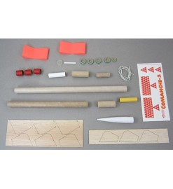 Rocket kit Comanche-3 - Estes