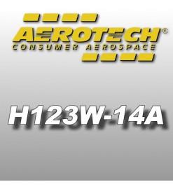 H123W-14A - Ricarica 38 mm Aerotech