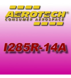 I285R-14A - Ricarica 38 mm Aerotech