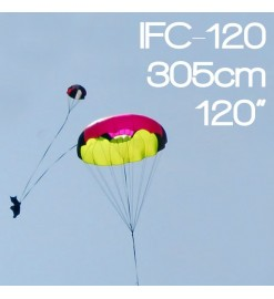 Parachute IFC-120 (305 cm) - Fruity Chutes