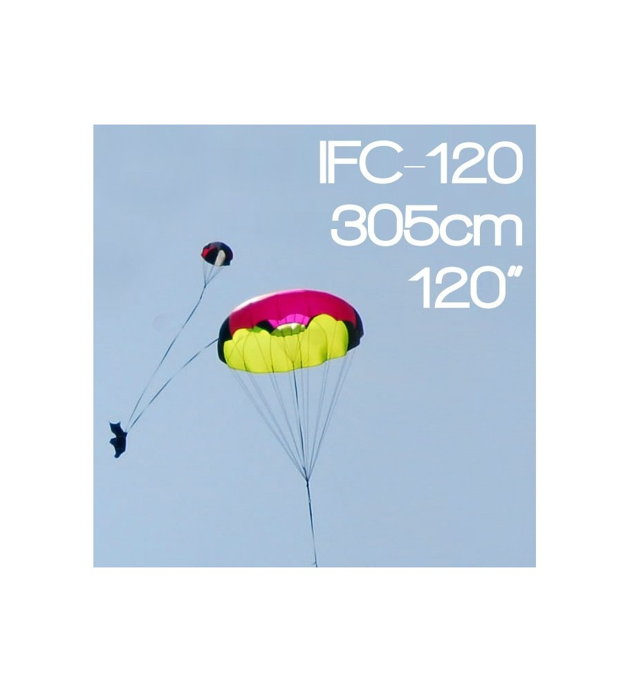 Paracadute IFC-120 (305 cm) - Fruity Chutes