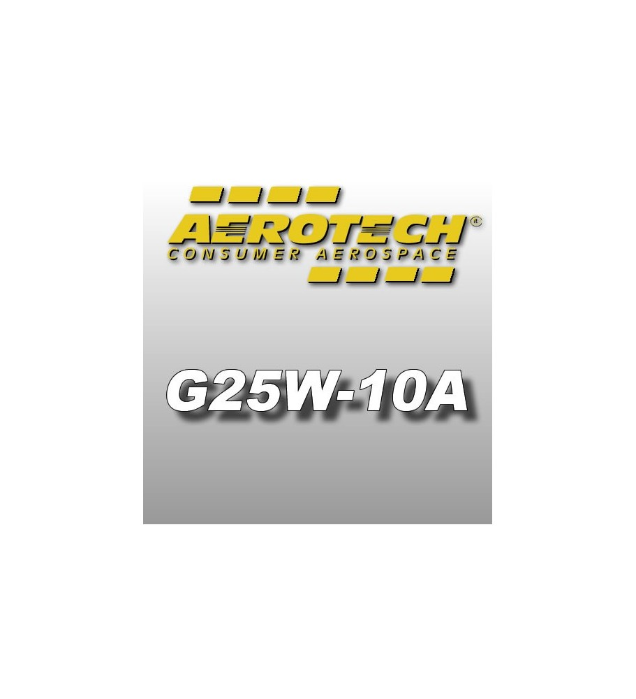 G25W-10A - Long burn reload for Aerotech RMS 29/120 motor