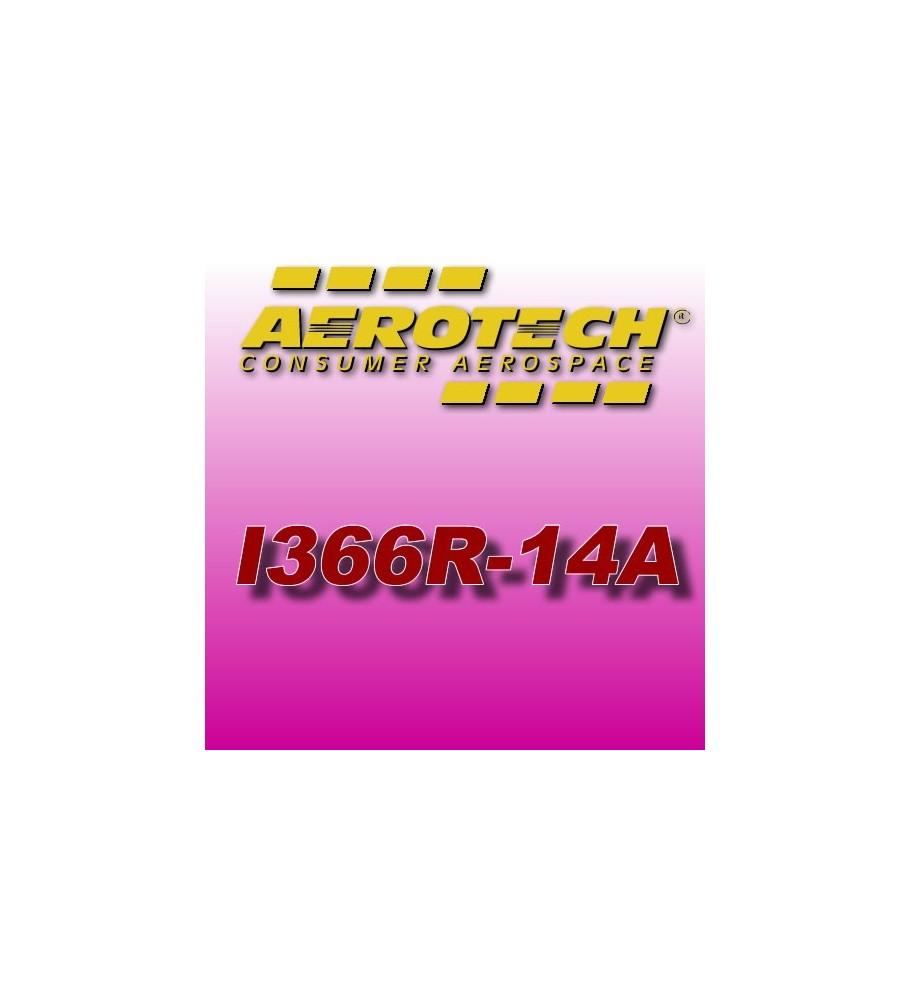 I366R-14A - Ricarica 38 mm Aerotech