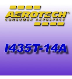 I435T-14A - Reload 38 mm Aerotech