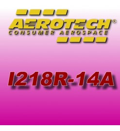 I218R-14A - Reload 38 mm Aerotech