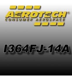 I364FJ-14A - Ricarica 38 mm Aerotech