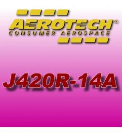 J420R-14A - Ricarica 38 mm Aerotech