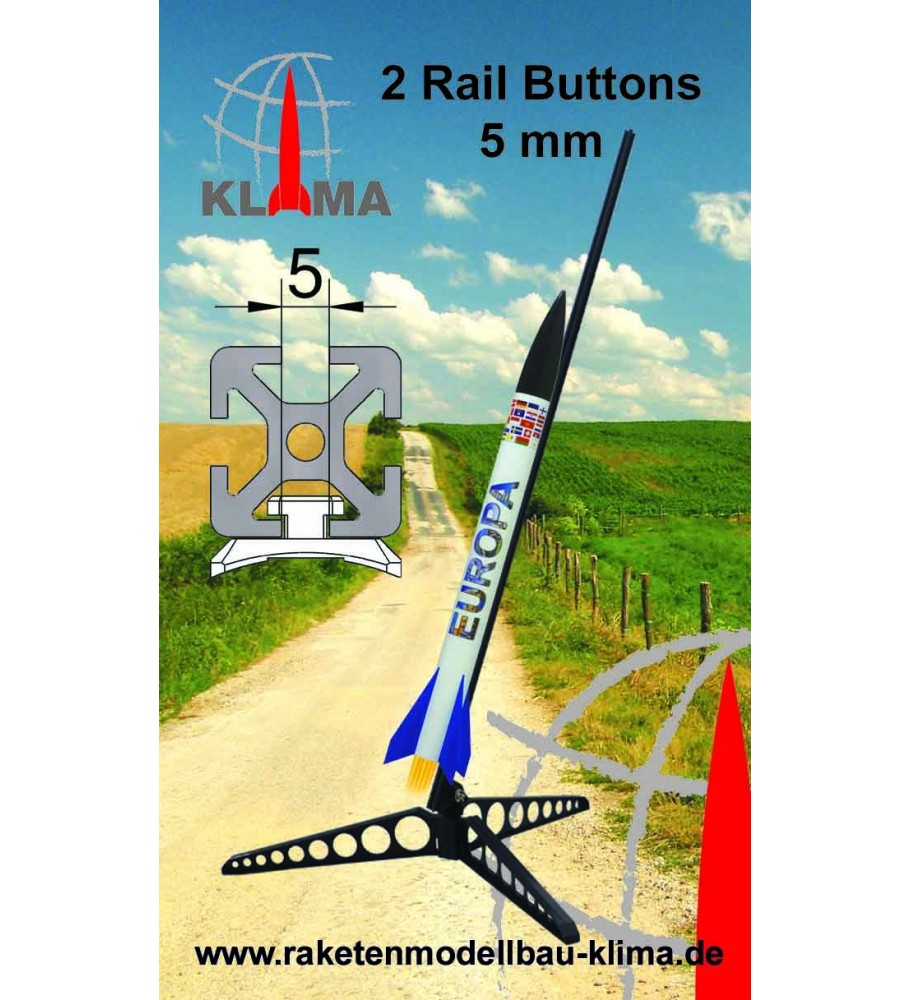 Klima rail guides